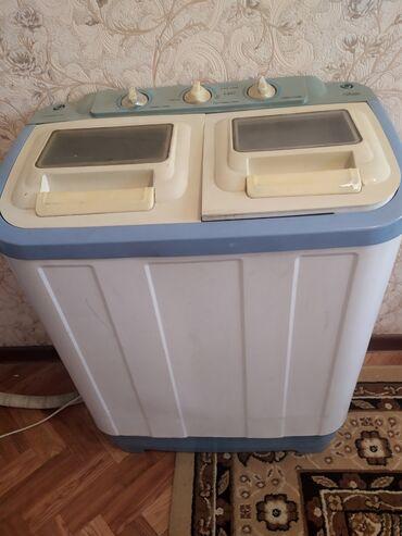 стирать подушку в стиральной в Кыргызстан: Вертикальная Полуавтоматическая Стиральная Машина 6 кг