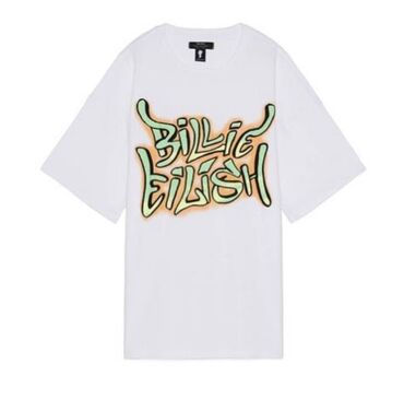 Billie eilish merch (oversized)
