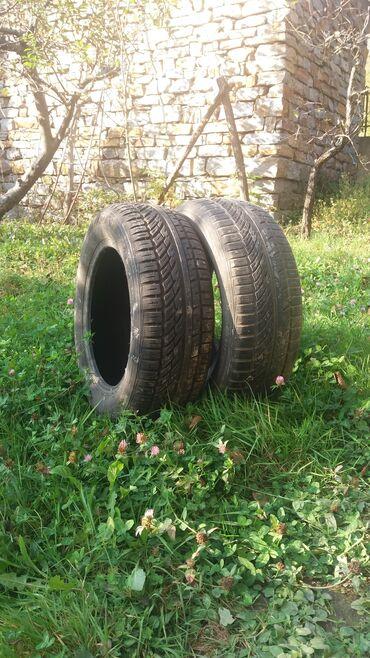Bmw x5 3 0i mt - Srbija: GUME-Na prodaju dve zimske gume za putnicki automobil 205/60, R15
