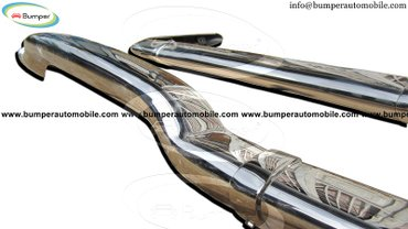 Renault Caravelle year (1958-1968) bumpers stainless steel in Amargadhi  - photo 3