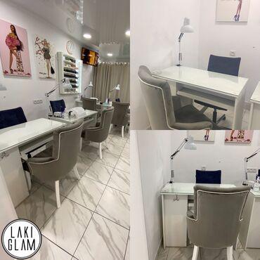 Салоны красоты в Кыргызстан: В нашей уютной студии: Сдаём маникюрный стол  Есть сухожар WiFi  Отл