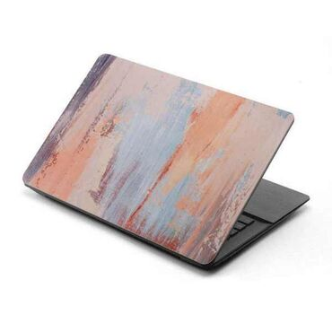 термотрансферная пленка в Кыргызстан: Наклейка для большого ноутбука- виниловая, размер 440 мм х 310 мм