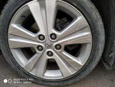 Продаю оригинальные диски Тойота - 2 шт, размер R17/45. ( диски без