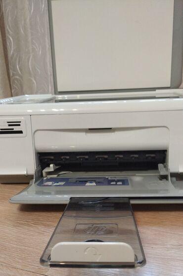 3 в 1 принтер сканер ксерокс in Кыргызстан | ПРИНТЕРЫ: Ксерокс HP Photosmart-C4200 series. ЧИТАЕМ ВНИМАТЕЛЬНО!!! Без