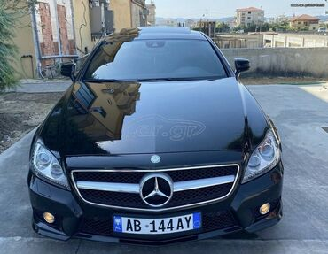 Used Cars - Greece: Mercedes-Benz CLS 350 3 l. 2012 | 187213 km