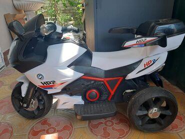 Uşaq motosikleti yeni sayılır, 3 gün sürülüb, yeni və təmizdir.190 AZN