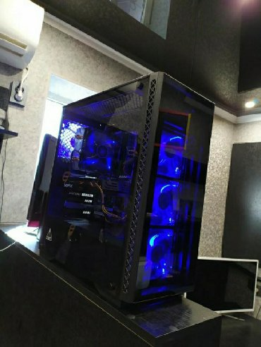 компьютеры geforce rtx 2080 ti в Кыргызстан: Компьютер. i7.Игровая сборка i7-4770.Процессор: intel core