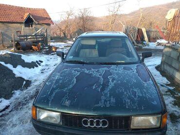 Audi | Srbija: Audi 80 1.6 l. 1990 | 300000 km