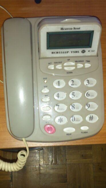 Elektronika | Bela Crkva: Fixni telefon polovan ispravan dobro očuvan marka : Heaven-Sent