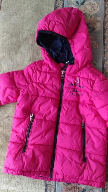 детская куртка для девочки 5 6 лет в Кыргызстан: Куртки б/у на девочку 3-5 лет, мальчиковая одежда на 5-6 лет