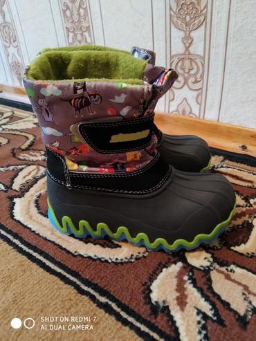 Новые зимние сапоги 29-30 размера, Италия от фирмы Jumper, качество