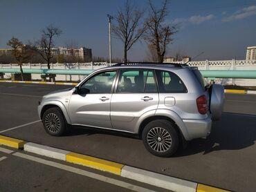 б у шины зимние в Кыргызстан: Toyota RAV4 2 л. 2004