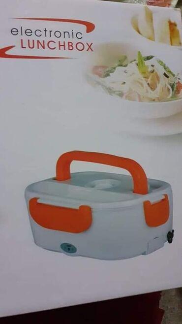 Ostalo - Beograd: Kutija za uzinu-Lunch boxKutija za uzinu na struju . Bilo kada bilo