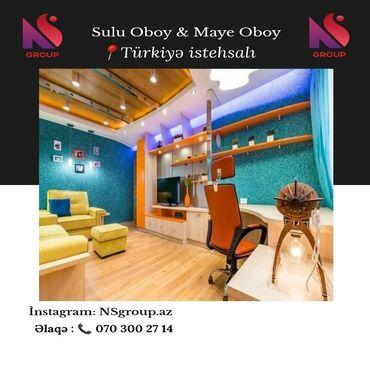 Sulu Oboy Maye OboyTopdan Satis !!!2 AZN dən başlayan qiymətlərlə.Əziz
