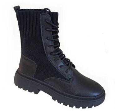 Женские кожаные ботинки Деми. Осень-весна