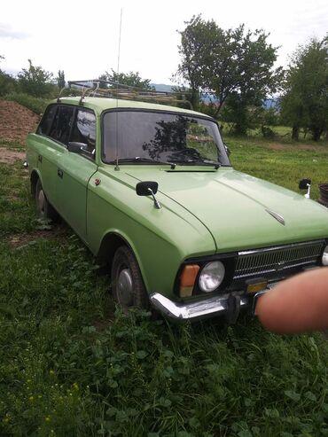 Москвич в Кыргызстан: Москвич 2141 1.5 л. 1987   333 км