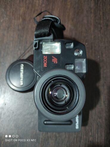 Olympus infinity SuperZoom 300 Фотоаппарат плёночный производство