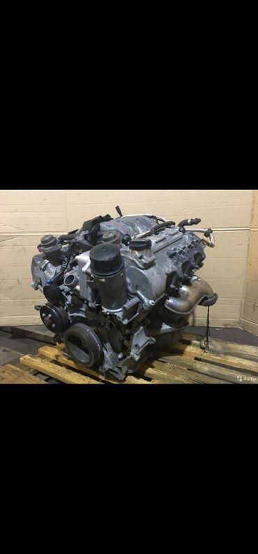 запчасти на мерседес w211 в Кыргызстан: Продаю на запчасти двигатель от Мерседес Е240 W211 объем 2.4. Кому что