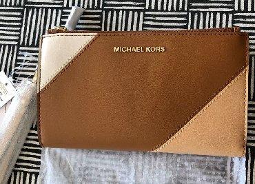 Αυθεντικό πορτοφόλι-wrislet MICHAEL KORS, ολοκαίνουργιο με το