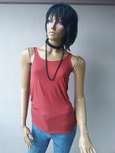 Ženska odeća | Prokuplje: Pamucna majica sa dosta elastina Velicina MVeliki izbor markirane