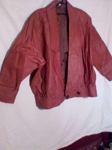 Kozne jakne - Srbija: Zenska kozna jakna broj 48,NOVA
