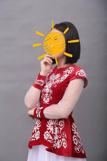 Женская одежда - Кок-Джар: На прокат двойка. 44 размер новое одевали 1 раз на фотосессию. На 3