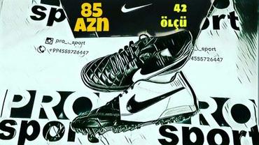 Bakı şəhərində Nike Tiempo Yeni original ingiltere mali