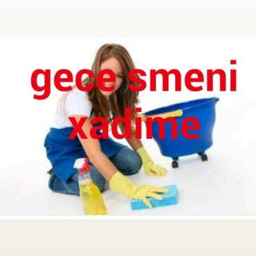 Bakı şəhərində DIQQET port baku mall servise temizlikci xanim teleb olunur gece
