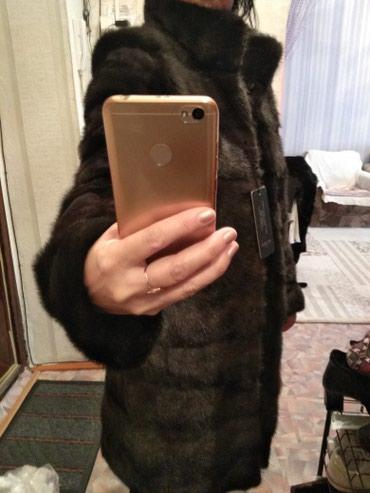 Новая норковая шуба. Трансфер в Бишкек