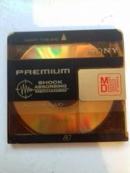 Продаётся мини диск для студийной записи в Бишкек