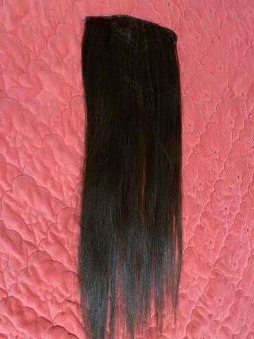 Личные вещи - Сретенка: Натуральные волосы на трессе, качество