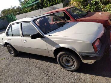 Opel - Кыргызстан: Opel Ascona 1.8 л. 1984
