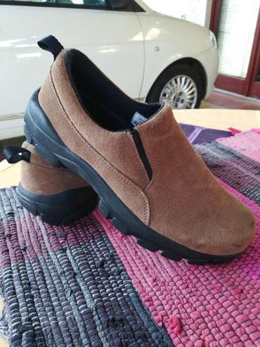 Predobre cipelo patike ,čista prevrnuta koža .moćna platforma ,ne - Krusevac