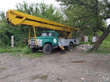 Продажа бензовоз - Кыргызстан: Продаю или меняю на легковое авто Автовышку 22 метра в хорошем