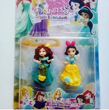 Disney princeze Dve lutkice u setu