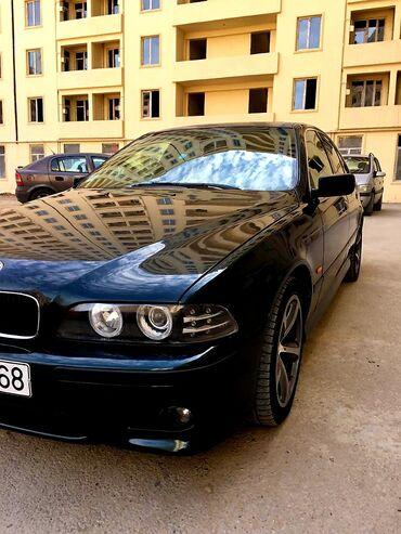 bmw-5-серия-525ix-vanos - Azərbaycan: BMW 5 series 2.5 l. 1997 | 269000 km