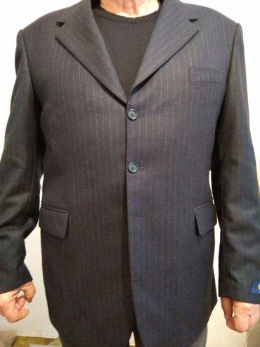 Мужской костюм Италия NINo MARINO шерсть 100% Размер  56 рост 4 в Бишкек