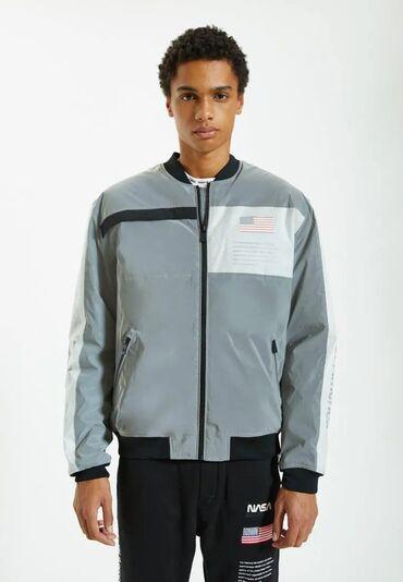 куртка в Кыргызстан: Куртка Pull and Bear  Размеры:M/L/XL