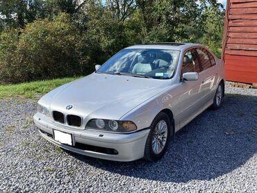 авто в киргизии in Кыргызстан   HONDA: BMW 5 series 3.5 л. 2003   89000 км