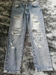 Farmerki pantalone - Srbija: Jako dobar model farmerki, veličina 28