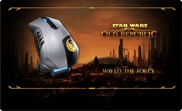 Razer Star Wars The Old Republic Gaming Mouse в Бишкек