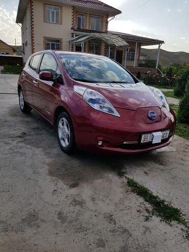 автомобиль nissan note в Кыргызстан: Nissan Leaf 2013 | 91000 км