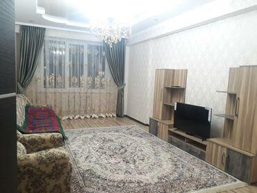 Долгосрочная аренда квартир - С мебелью - Бишкек: Сдаю 2 комнатную квартиру в новом доме средний Джал, имеется вся