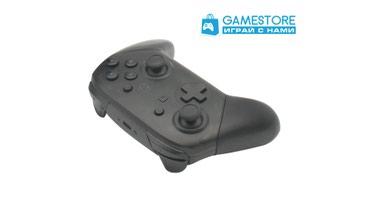 Nintendo Wii в Кыргызстан: Pro Controller для Nintendo Switch. Pro джойстик для вашей switch