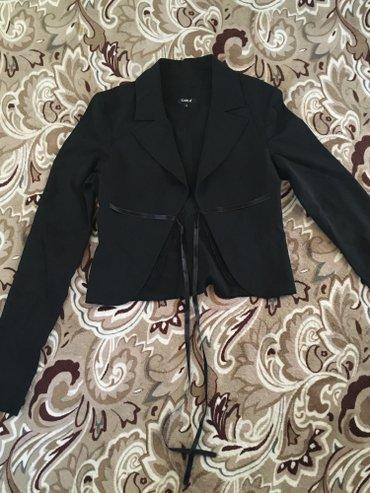 Турция! пиджак новый! с красивым в Бишкек