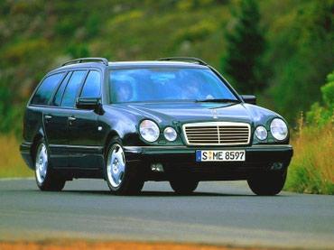 Mercedes-Benz E 280 1998 в Бишкек