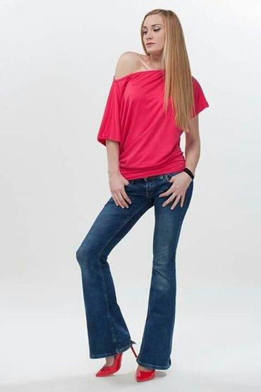 Majica na vezivanje univerzalna velicina ginna fashion dostupna samo u - Backa Palanka