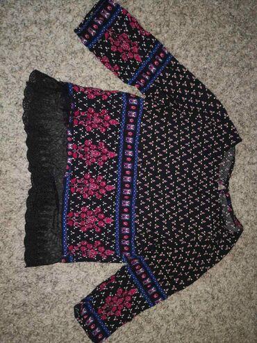 Bluzica za devojcice nova, velicina 6-7