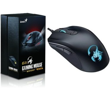 leagoo m8 - Azərbaycan: Игровая мышь Genius Gaming Scorpion M8-610 8200dpiGaming mouse Oyun