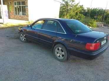 Автомобили - Токтогул: Audi A6 2.6 л. 1995   200000 км